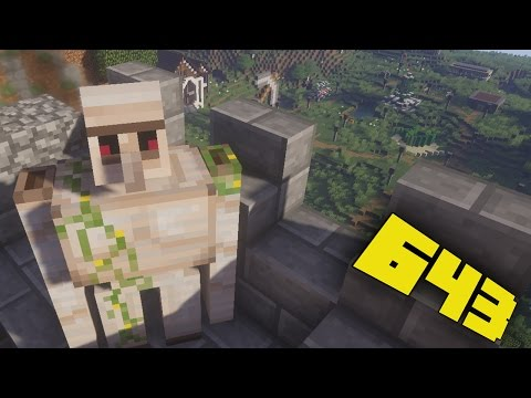 Minecraft ITA - #643 - IL GUARDIANO DEL MONDO