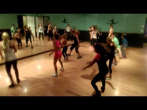 PK's workshop at RockStar Dance Studio Islamorada