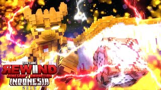 Garuda Vs Herobrine | Youtube Rewind Minecraft Animation Indonesia 2019 [ Minecraft Animation ]