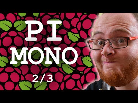Raspberry PI - Working with .NET & Mono 2/3