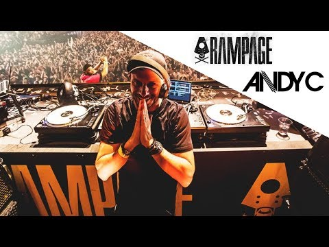 Andy C @Rampage 2019 | Drops only