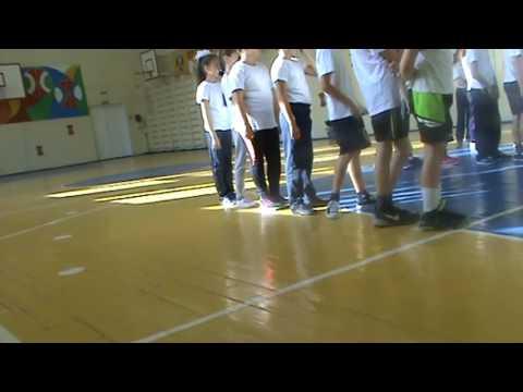 Урок физкультуры в 4 классе легкая атлетика видео