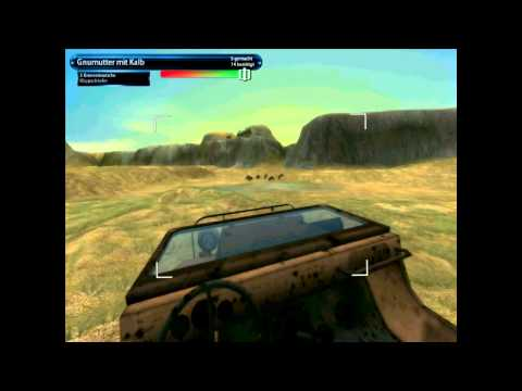 Let's Play Wild Earth Africa  #010: Jeep-Abenteuer