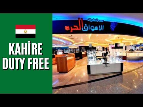 Kahire Havalimanı | Cairo Airport Duty Free Sigara ve Alkol Fiyatları - 23.12.2019