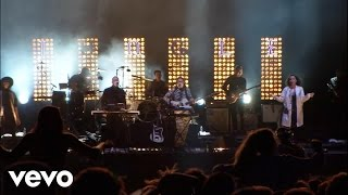 Jungle - Time (Live) - Vevo UK @ Bestival 2015