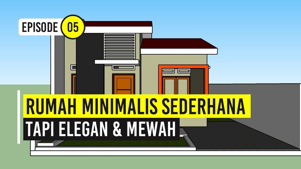 Model Rumah Minimalis Sederhana Di Kampung