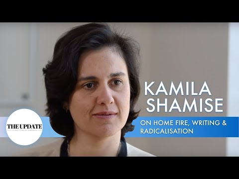 Kamila Shamsie on Home Fire, Writing and Radicalisation