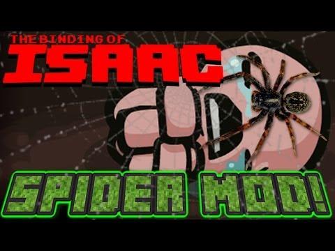 The Binding Of Issac (Spider Mod) Challenge Runs: Solar System