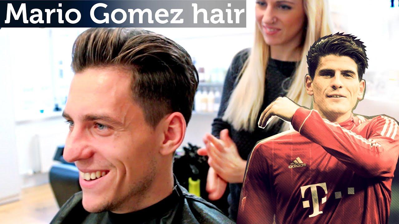 Mario Gomez Hair Mens Hairstyling Inspiration By Slikhaar Tv