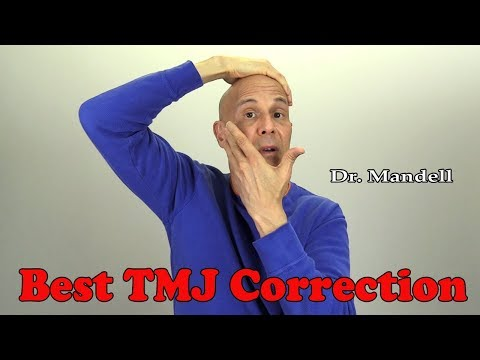 Absolute Best TMJ Self-Correction Exercise for Fast Relief - Dr Alan Mandell, DC