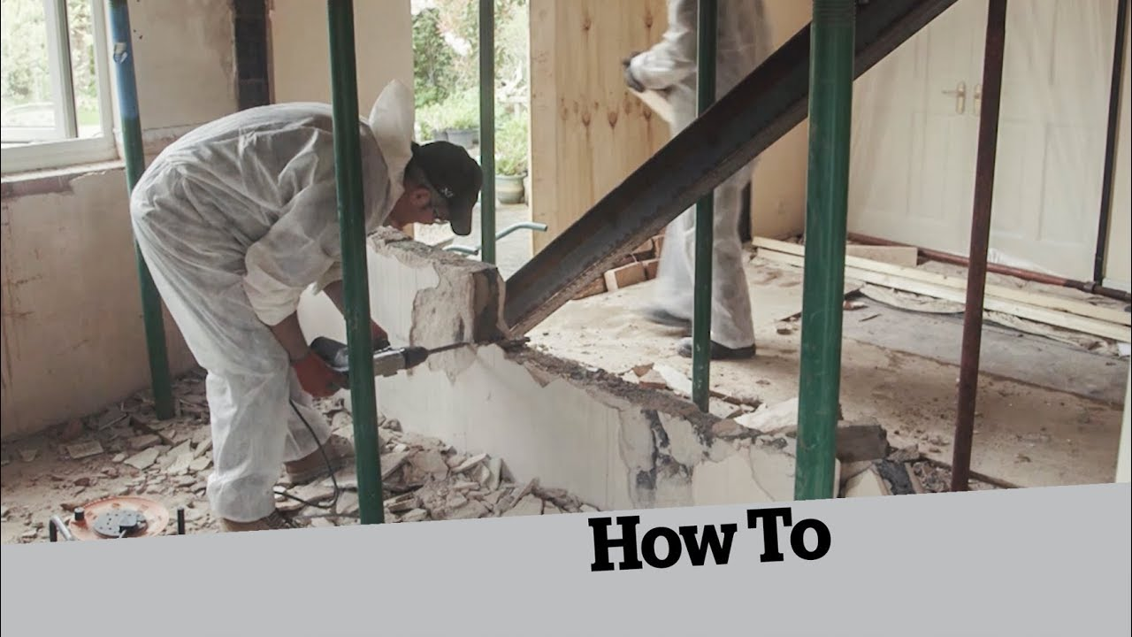 Knocking Down Internal Walls The Ultimate Guide Homebuilding