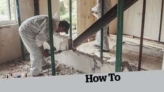 How To Remove a Supporting Internal Wall
