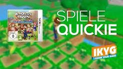 Der Spiele-Quickie - Harvest Moon: Dorf des Himmelsbaumes