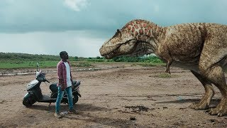 Dinosaurs in Real Life | Jurassic World Fan Movie