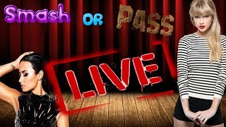 Live Smash or Pass - with friend...