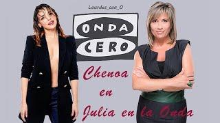 Chenoa en Julia en la Onda (08/09/2020)