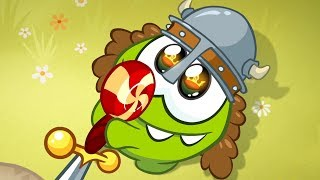 Om Nom Stories - Middle Ages | Cartoons For Kids | Cartoons & Kids Songs | Cut The Rope - Om Nom