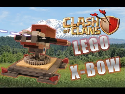 X Bow Clash Of Clans LEGO Clash of C...
