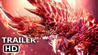 PS4 - Monster Hunter World Iceborne Alatreon Trailer (2020)