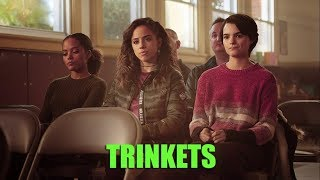 Bloods - Feelings (Lyric) • Trinkets | S1 Soundtrack