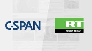Russia Today Takes over C-SPAN During Congresswoman's Speech on Trump