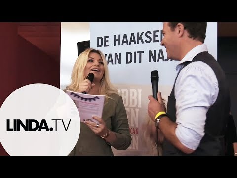 Lancering haakboek    Bobbi gaat Haken    LINDA.tv
