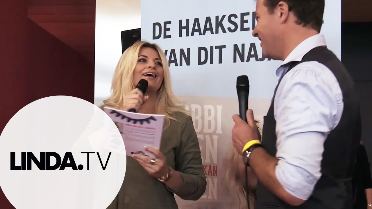 Lancering Haakboek Bobbi Gaat Haken Lindatv Youtube