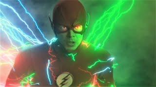 Flash Joins forces into one Family Scene    The Flash 7x11
