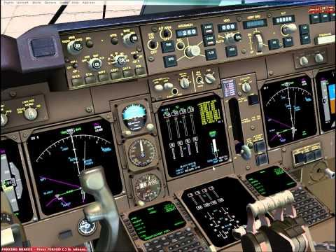 FSX Saudi Arabian Airlines Skyteam Godbless you take off in VHHH part 1