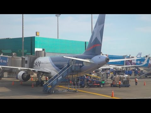 WE'RE LEAVING THE AMAZON | Latam Airlines
