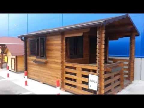 Casute de lemn