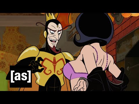 Arch de Triumph | The Venture Bros. | Adult Swim