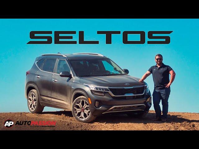 KIA Seltos 2021 - Meilleur VUS Compact De L'Année ? - Essai AutoPassion