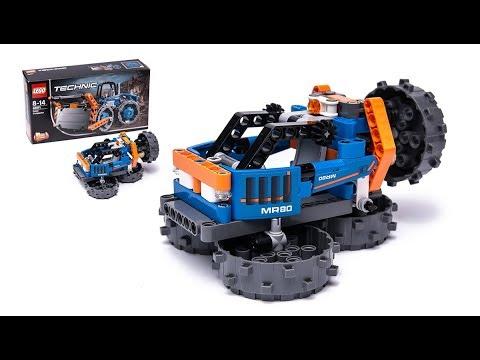lego technic 42071 alternative build hovercraft youtube. Black Bedroom Furniture Sets. Home Design Ideas