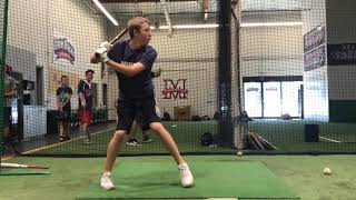 Cameron Slessor - Swing/Hitting Clips