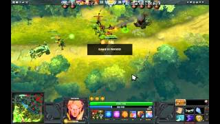 Dota 2: Invoker Gameplay: Max Exort is very situational in pub games