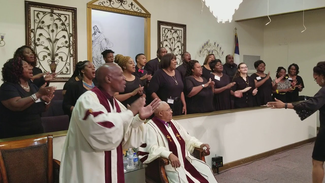 "CFFT Mass Choir ""The Blood Still Works!"" - YouTube"