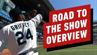 MLB The Show 19: Road to the Show Changes Detailed