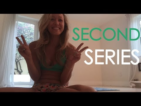 Ashtanga Yoga Second Series at Home 🙏 Just Practice Real & Raw