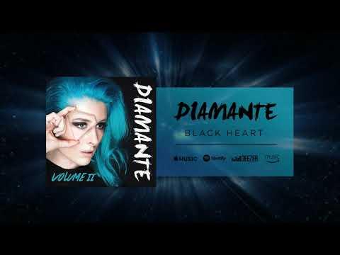 DIAMANTE - Blackheart (Official Audio)