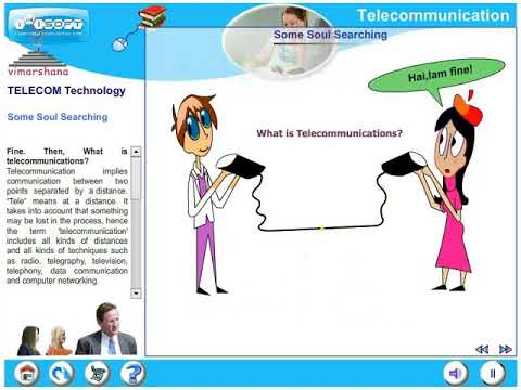 T 1.1  Introduction to Telecom