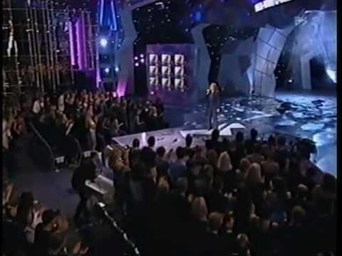 LARA FABIAN : THE WORLD MUSIC AWARDS IN MONACO 1999