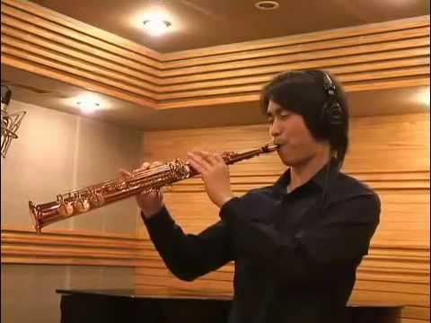 how to play yakety sax on tenor sax