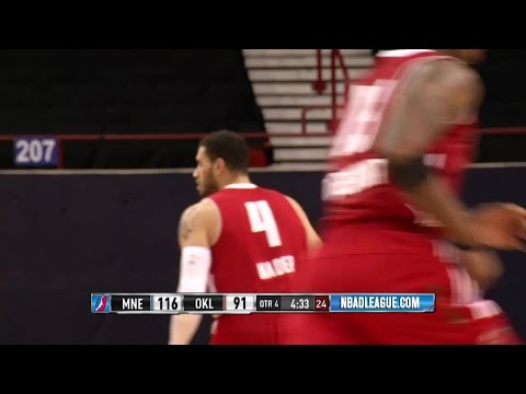Celtics Draft Pick Abdel Nadel Scores 28 in Maine Red Claws Debut
