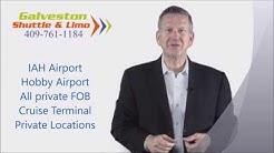Galveston Shuttle & Limo Infomercial