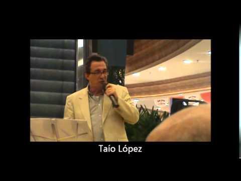 Taío López canta Las Cuarenta