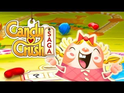 Candy Crush Loading Fun!