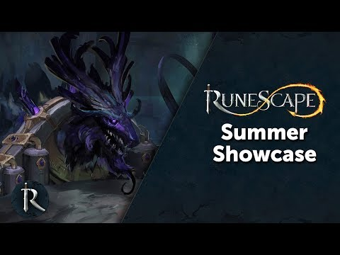 Summer Showcase - Player-Owned Farms, Mining & Smithing Armour Set