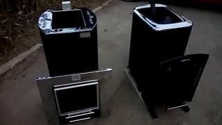 видео Банные печи Термофор