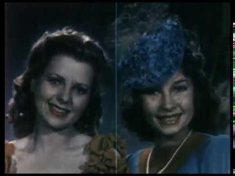 Vintage 1940's Fashion Film - The Boudoir 3